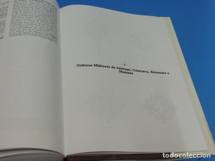 Diccionarios de segunda mano: DICCIONARIO HERÁLDICO Y NOBILIARIO DE LOS REINOS DE ESPAÑA.- FERNANDO GONZÁLEZ-DORIA - Foto 12 - 277176023