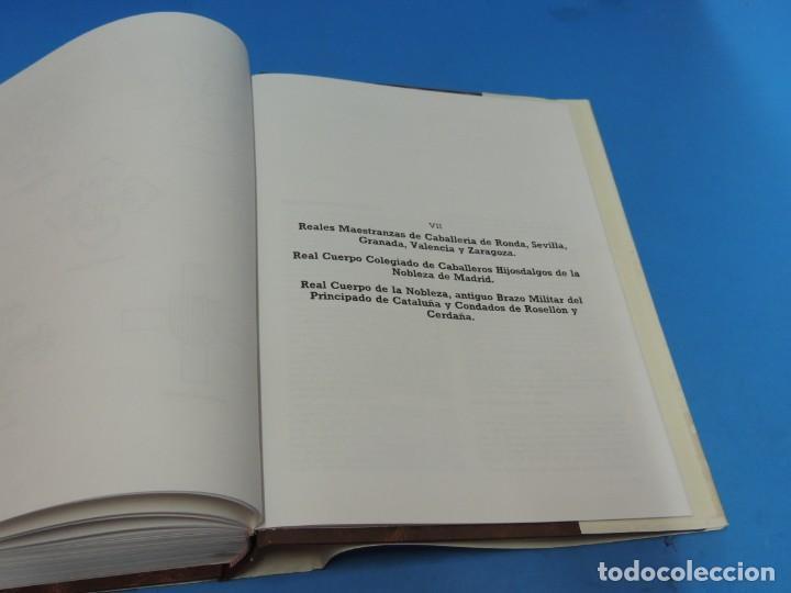 Diccionarios de segunda mano: DICCIONARIO HERÁLDICO Y NOBILIARIO DE LOS REINOS DE ESPAÑA.- FERNANDO GONZÁLEZ-DORIA - Foto 16 - 277176023