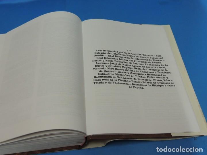 Diccionarios de segunda mano: DICCIONARIO HERÁLDICO Y NOBILIARIO DE LOS REINOS DE ESPAÑA.- FERNANDO GONZÁLEZ-DORIA - Foto 17 - 277176023