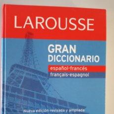 Diccionarios de segunda mano: GRAN DICCIONARIO ESPAÑOL-FRANCÉS FRAN¢AIS-ESPAGNOL. LAROUSSE. Lote 277186118