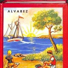 Diccionarios de segunda mano: ENCICLOPEDIA ÁLVAREZ , 3 . ER GRADO. Lote 277578238