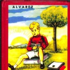 Diccionarios de segunda mano: ENCICLOPEDIA ÁLVAREZ PRIMER GRADO. Lote 277578888