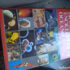 Diccionarios de segunda mano: DICCIONARIO ENCICLOPEDICO OCEANO. Lote 277595118
