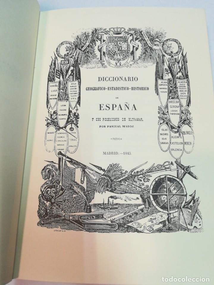 Diccionarios de segunda mano: Diccionario Madoz. Galicia 6 Tomos SA5145 - Foto 2 - 282900453