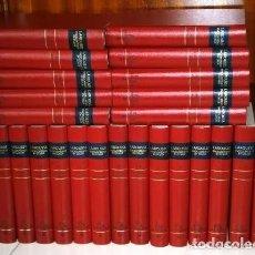 Diccionarios de segunda mano: DICCIONARIO ENCICLOPÉDICO EN COLOR LAROUSSE (25 TOMOS) POR CÍRCULO DE LECTORES EN BARCELONA 1999. Lote 285055243