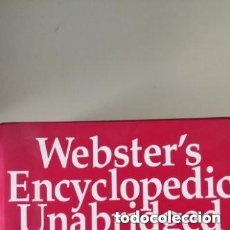 Diccionarios de segunda mano: WEBSTER'S ENCYCLOPEDIC UNABRIDGED DICTIONARY OF THE ENGLISH LANGUAGE.. Lote 287742838