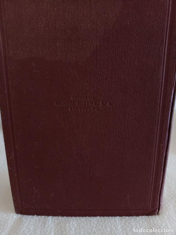 Diccionarios de segunda mano: NUEVA ENCICLOPEDIA SOPENA. DICCIONARIO ILUSTRADO DE LA LENGUA ESPAÑOLA. 5 TOMOS. 1952. ED EXITO. VER - Foto 7 - 288369983