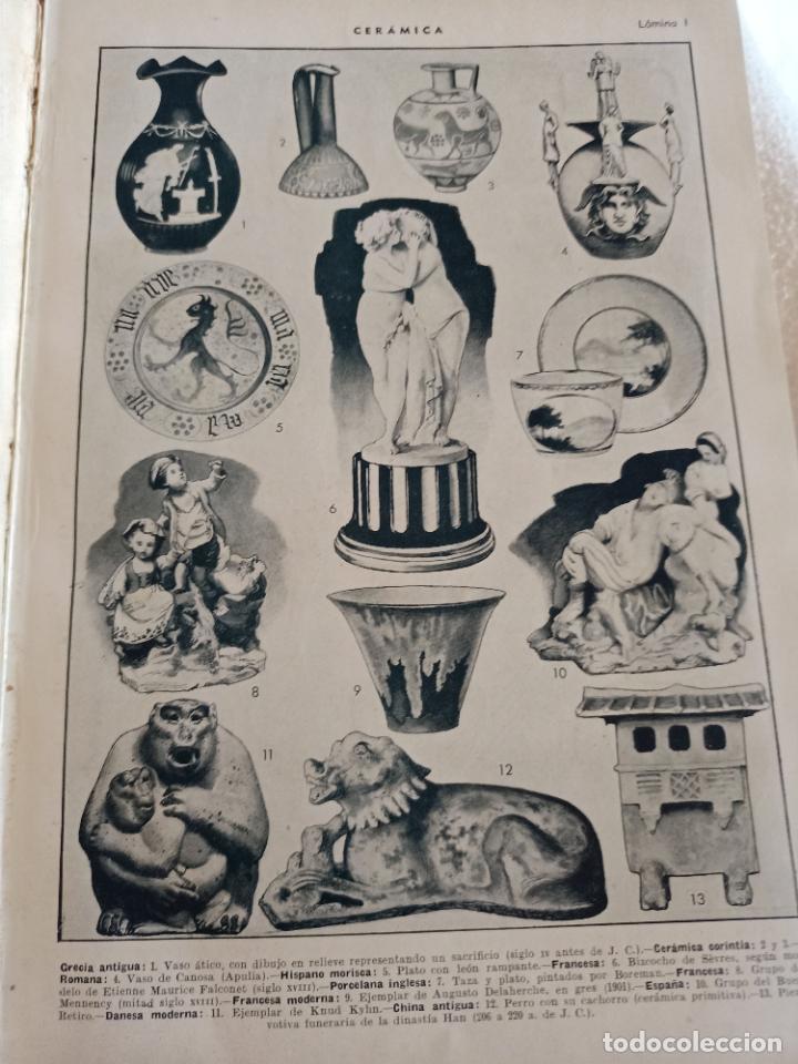Diccionarios de segunda mano: NUEVA ENCICLOPEDIA SOPENA. DICCIONARIO ILUSTRADO DE LA LENGUA ESPAÑOLA. 5 TOMOS. 1952. ED EXITO. VER - Foto 20 - 288369983