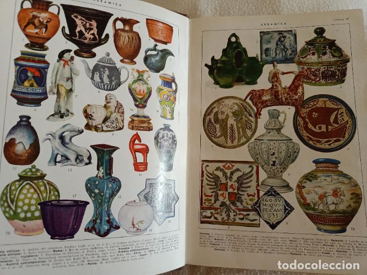 Diccionarios de segunda mano: NUEVA ENCICLOPEDIA SOPENA. DICCIONARIO ILUSTRADO DE LA LENGUA ESPAÑOLA. 5 TOMOS. 1952. ED EXITO. VER - Foto 21 - 288369983