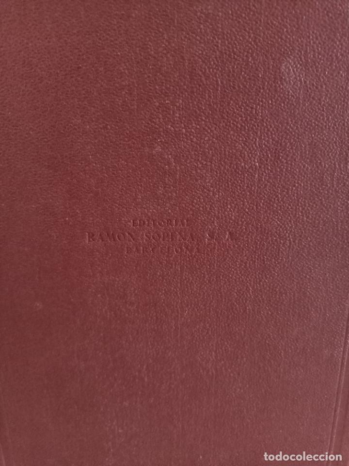 Diccionarios de segunda mano: NUEVA ENCICLOPEDIA SOPENA. DICCIONARIO ILUSTRADO DE LA LENGUA ESPAÑOLA. 5 TOMOS. 1952. ED EXITO. VER - Foto 22 - 288369983