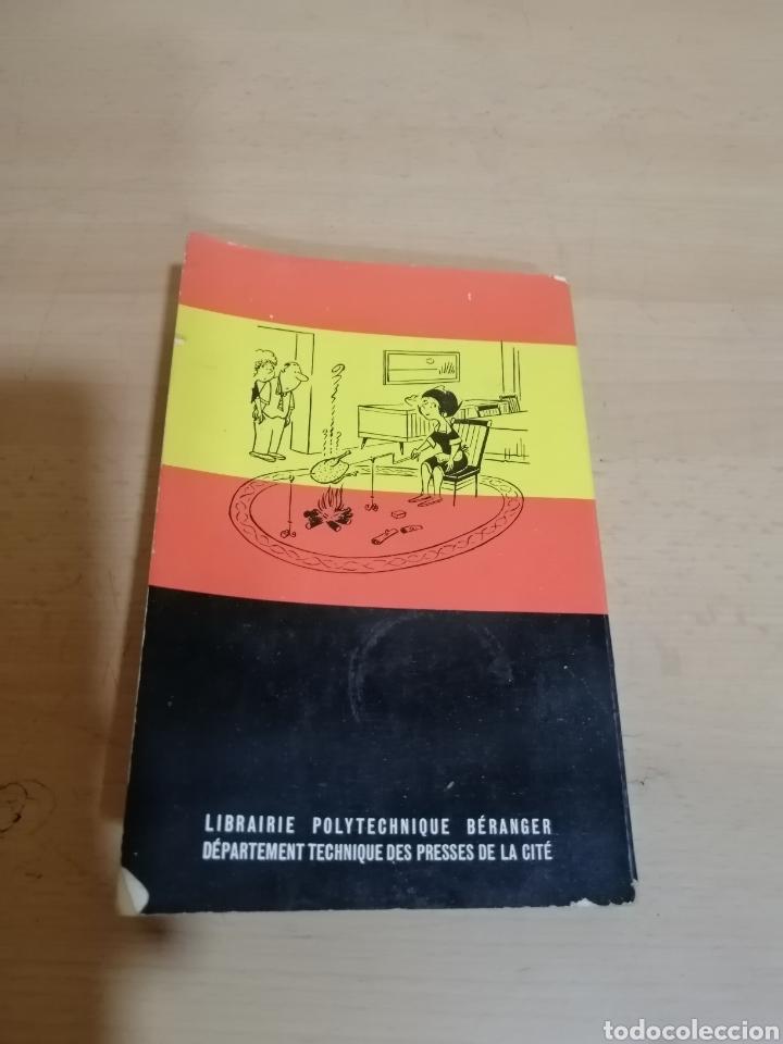 Diccionarios de segunda mano: CONSEJOS EN FRANCÉS Y EN ESPAÑOL PARA LAS EMPLEADAS DOMÉSTICAS ESPAÑOLAS EN FRANCIA - Foto 9 - 288485918