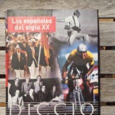 Diccionarios de segunda mano: LIBRO DICCIONARIOS SALVAT ESPAÑOLES DEL SIGLO XX. Lote 288514513