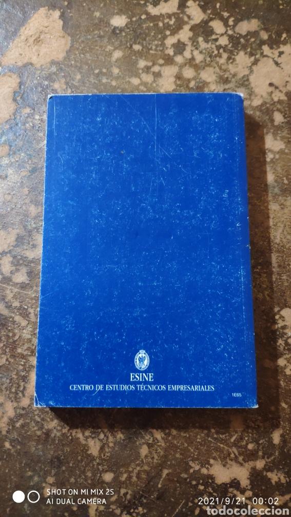 Diccionarios de segunda mano: DICCIONARIO ECONÓMICO EMPRESARIAL (ESINE, CENTRO DE ESTUDIOS TECNICOS EMPRESARIALES) - Foto 2 - 288585128