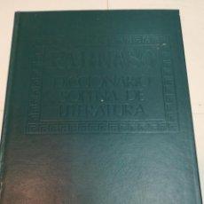 Libri di seconda mano: MAURO ARMIÑO PARNASO. DICCIONARIO SOPENA DE LITERATURA 3 TOMOS SA5892. Lote 291851533