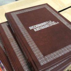 Diccionarios de segunda mano: 1972 DICCIONARIO ILUSTRADO DE LA LENGUA ESPAÑOLA - VICTOR CIVITA. Lote 295286898
