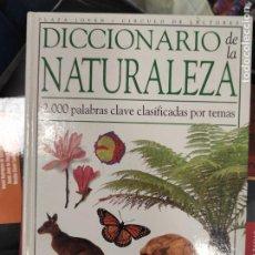 Diccionarios de segunda mano: DICCIONARIO DE LA NATURALEZA - DAVID BURNIE. Lote 296729473