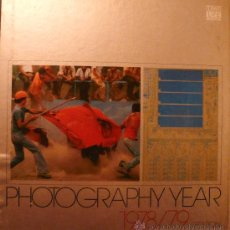 Libros de segunda mano: FOTOGRAFIA / PHOTOGRAPHY YEAR BOOK 1978-1979. Lote 34866844