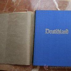 Libros de segunda mano: FOTOGRAFIA. FOTOGRAFÁS EN HUECOGRABADO DE ALEMANIA EN 1937. Lote 26875312