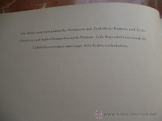 Libros de segunda mano: Fotografia. fotografás en huecograbado de Alemania en 1937 - Foto 6 - 26875312