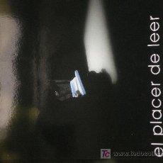 Libros de segunda mano: EL PLACER DE LEER. XVI CONCURSO FOTOGRAFÍA. Lote 27410876