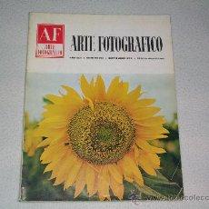 Libros de segunda mano: REVISTA ARTE FOTOGRÁFICO - SEPTIEMBRE 1973 - Nº 261. Lote 27286342