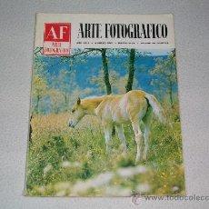 Libros de segunda mano: REVISTA ARTE FOTOGRÁFICO - MARZO 1974 - Nº 267. Lote 27286341