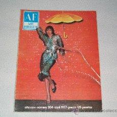 Libros de segunda mano: REVISTA ARTE FOTOGRÁFICO - ABRIL 1977 - Nº 304. Lote 27286323