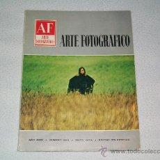 Libros de segunda mano: REVISTA ARTE FOTOGRÁFICO - MAYO 1974 - Nº 269. Lote 27286327