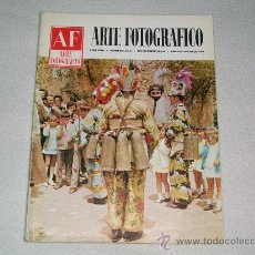 Libros de segunda mano: REVISTA ARTE FOTOGRÁFICO - NOVIEMBRE 1973 - Nº 263. Lote 27286331