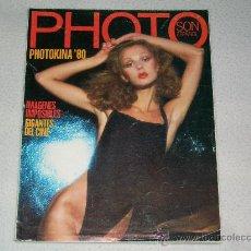 Libros de segunda mano: REVISTA PHOTO - Nº 46 - EDICIÓN ESPAÑA - AÑO 1980 - REVISTA DE FOTOGRAFÍA. Lote 27393121