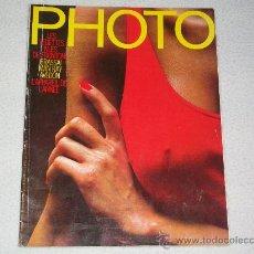 Libros de segunda mano: REVISTA PHOTO - Nº 112 - EDICIÓN FRANCIA - AÑO 1977 - REVISTA DE FOTOGRAFÍA. Lote 27407095