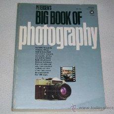Libros de segunda mano: LIBRO DE FOTOGRAFÍA - BIG BOOK OF PHOTOGRAPHY - 1977. Lote 25030037