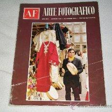 Libros de segunda mano: REVISTA ARTE FOTOGRÁFICO - MARZO 1973 - Nº 264. Lote 27407121