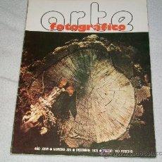 Libros de segunda mano: REVISTA ARTE FOTOGRÁFICO - DICIEMBRE 1978 - Nº 324. Lote 27407108