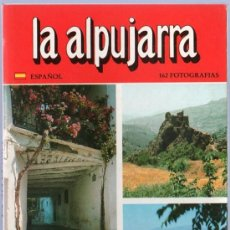 Libros de segunda mano: LA ALPUJARRA. 162 FOTOGRAFIAS. 21 X 15 CM. 98 PAGINAS.. Lote 20449863