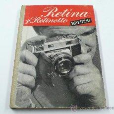 Libros de segunda mano: RETINA Y RETINETTE, ED. OMEGA. 12X16 CM.. Lote 22113774