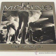 Libros de segunda mano: EL MOLINO, KIM MANRESA. 1992,. Lote 24566569