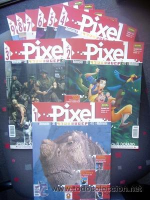 Libros de segunda mano: Coleccion Completa Pixel 9 libros Diseño Grafico Ilustracion - Foto 2 - 25453348