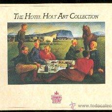 Libros de segunda mano: THE HOTEL HOLT ART COLLECTION. . Lote 27962723
