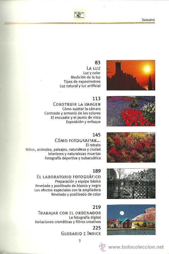 Libros de segunda mano: Escuela de fotografía : instrumentos, técnicas y arte - Foto 4 - 27989460