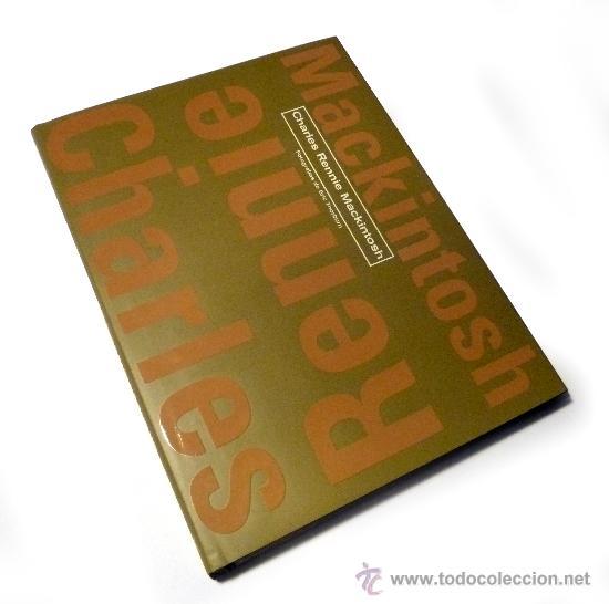 Libro sobre el dise ador del modernismo charle comprar - Libros diseno industrial ...