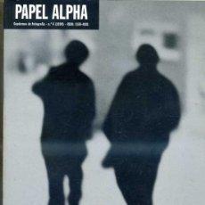 Libros de segunda mano: PAPEL ALPHA - CUADERNOS DE FOTOGRAFÍA Nº4 (1999) . Lote 29358950