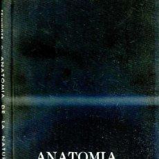 Libros de segunda mano: A. FEININGER : ANATOMÍA DE LA NATURALEZA - FORMAS Y ESTRUCTURAS DEL UNIVERSO EN FOTOGRAFÍAS (1962). Lote 29359056