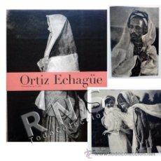 Libros de segunda mano: LIBRO ORTIZ-ECHAGÜE FOTOGRAFÍAS 1903 1964 - ARTE FOTOS FOTOGRAFÍA BLANCO NEGRO JOYA GRAN FORMATO. Lote 29832006