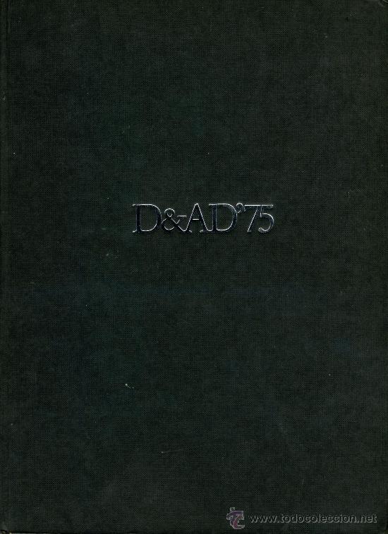 D&A´75 - PUBLICIDAD (Libros de Segunda Mano - Bellas artes, ocio y coleccionismo - Diseño y Fotografía)