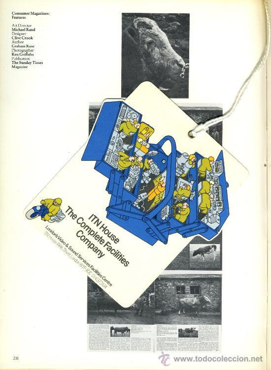 Libros de segunda mano: D&A´75 - PUBLICIDAD - Foto 2 - 30514953
