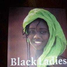 Libros de segunda mano: BLACK LADIES. UWE OMMER. TASCHEN. Lote 30803463