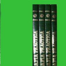 Libros de segunda mano: FOTOGRAFIA PRACTICA - OBRA COMPLETA EN 4 TOMOS - EDICIONES NUEVA LENTE. MADRID - 1979 - 1ª EDICION. Lote 30816038