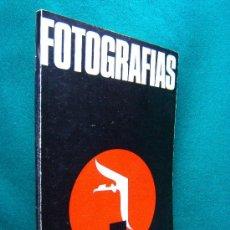 Libros de segunda mano: FOTOGRAFIAS 1977 - OBRAS DE FOTOGRAFOS ARGENTINOS PREMIADAS - BUENOS AIRES - 1977 - 1ª EDICION -RARA. Lote 30820893