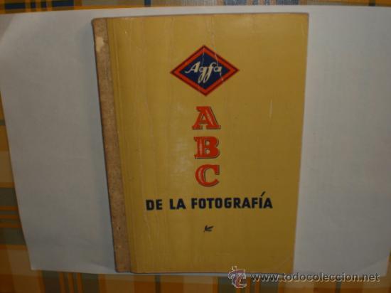 AGFA ABC DE LA FOTOGRAFIA (Libros de Segunda Mano - Bellas artes, ocio y coleccionismo - Diseño y Fotografía)